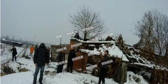 泰州一独居老人雪天外出摔倒 被发现时已死亡