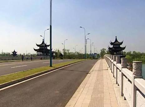 苏州张家港再增一生态公园 下个月将投入使用