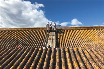 故宫养心殿修缮后观众可入内参观皇帝起居环境