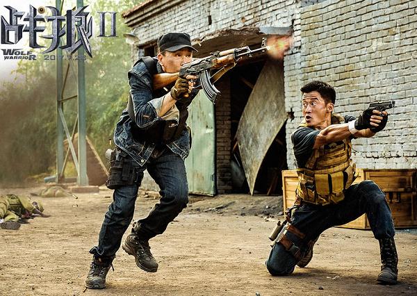 【大苏观影团】《战狼2》上映 免费电影票福利大放送!