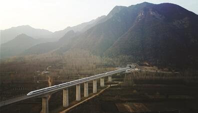 西成高铁6日开通 南京到汉中、绵阳月底将通高铁