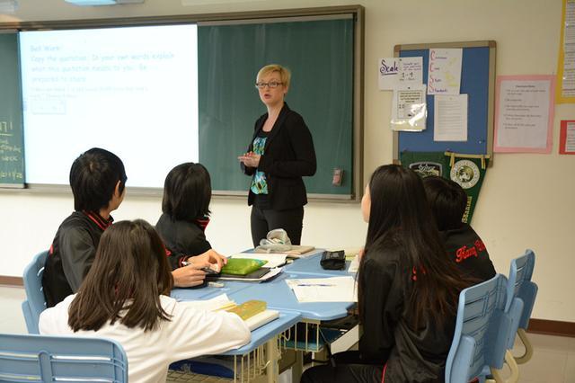 华东康桥总校长张启隆专访 谈留学生的国际教育规划
