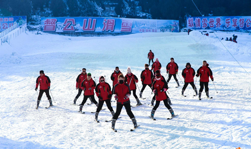 徐州发布冬季旅游产品及冬季旅游线路