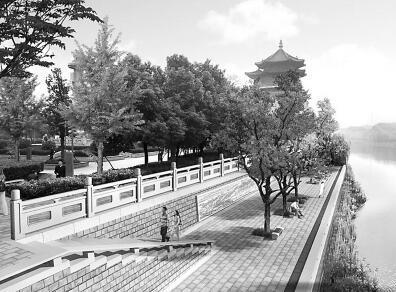 未来南京外秦淮河将再现 人在画中游 美景