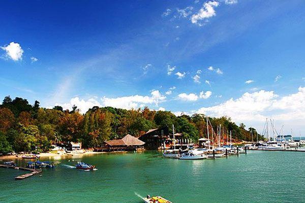 兰卡威,这个马来西亚首相都想去养老度假的地方