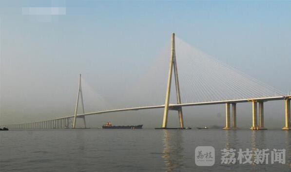 南京将建设长江第五大桥 总投资约为60亿元