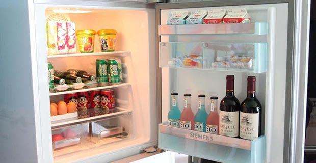 冰箱储存食物几个使用原则