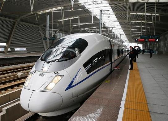 5月开通南京至南通动车 专家呼吁江北建高铁