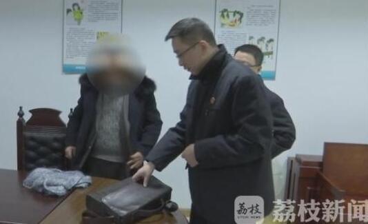 奇葩男带冥票支付执行款 被拘14天