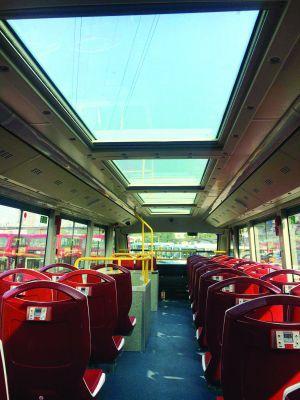 双层巴士重回南京30元一张票24小时内随便坐