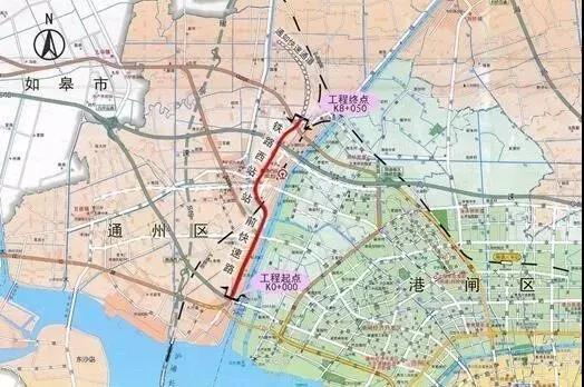 平潮高铁站片区详规获批 南通西站预计开竣工时间已定