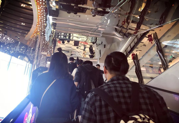 南京新百B座开业2周年庆典 等你来围观