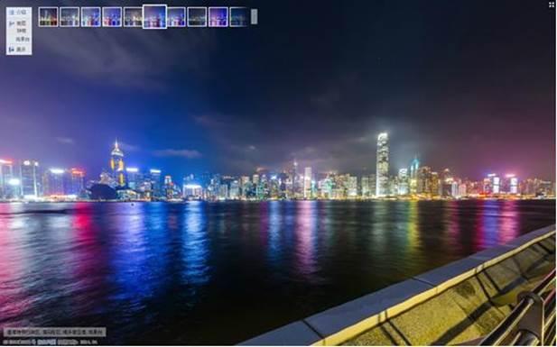 香港3d高清街景地图上线