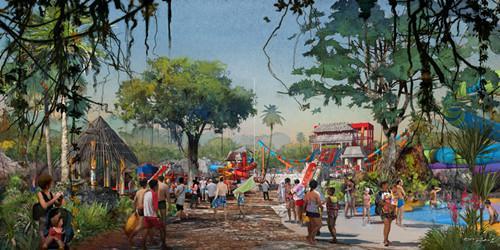 """主题公园""""欢乐谷""""正式落地南京"""