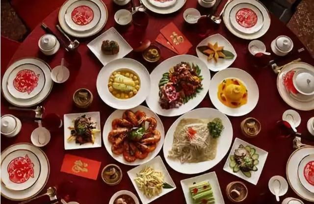 【福利】这些年吃过的年夜饭 最难忘的还是这一顿……