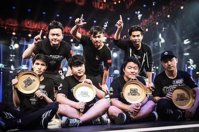 中国首获《绝地求生》世界冠军 OMG创下FPS新历史