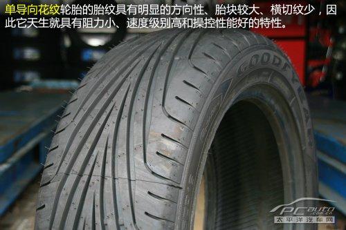 轮胎选购小知识 轮胎花纹分类及安装