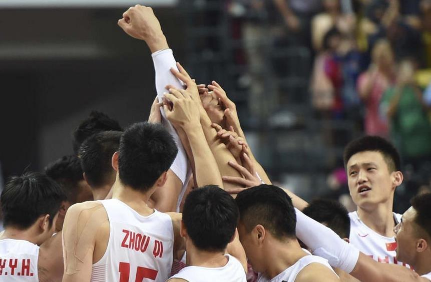 中国男篮亚锦赛夺冠