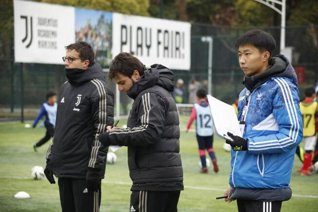 尤文图斯南京足球学院试训暨精英队选拔测试火爆开启