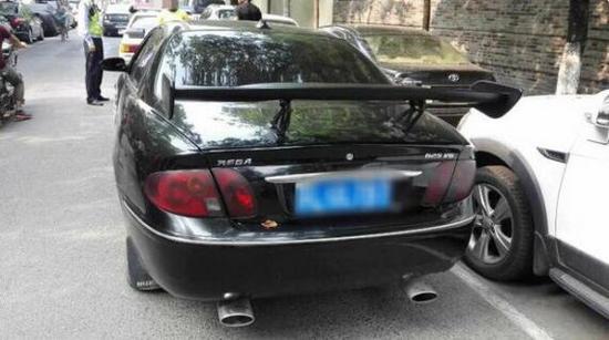 留学生在南京无证醉驾改装车 法院判处将其驱逐出境