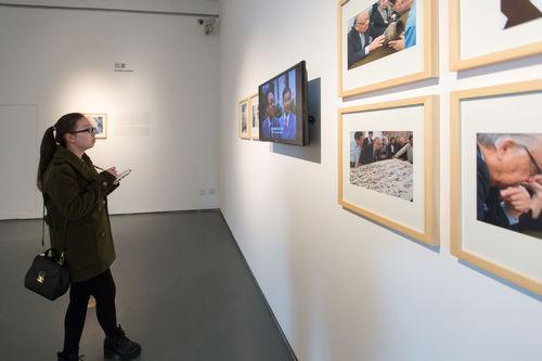 贝聿铭文献展在苏州启幕 大量文献资料首次展出