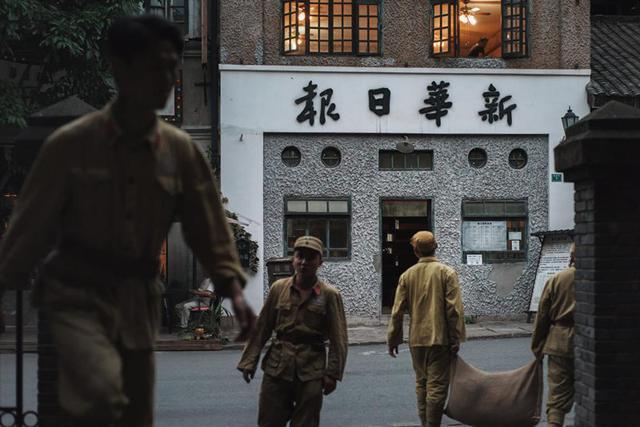重庆这条民国老街夜晚不输洪崖洞 国庆从早到晚乐不停