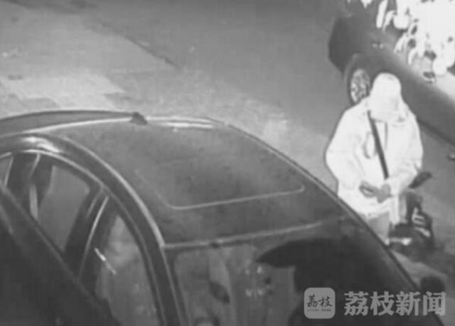 """淮安市3名男子靠""""技术""""开车锁 1个月作案40余起"""