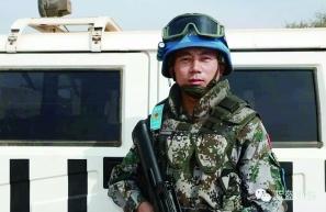 """连云港灌南籍军人张东风被评为""""最美江苏兵"""""""