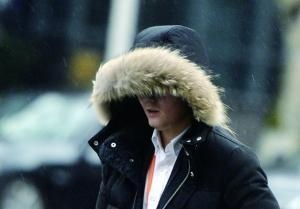 寒潮来袭全省进入冰冻模式 明日多地最低-6℃