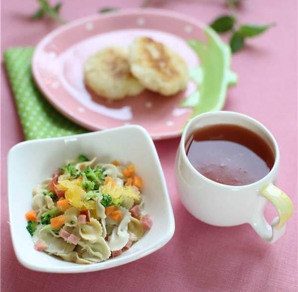 五道超简单的创意儿童餐 让宝宝从此爱上吃饭