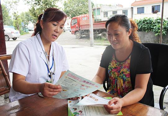 陆国军:村民心目中一致认为是乡村好医生