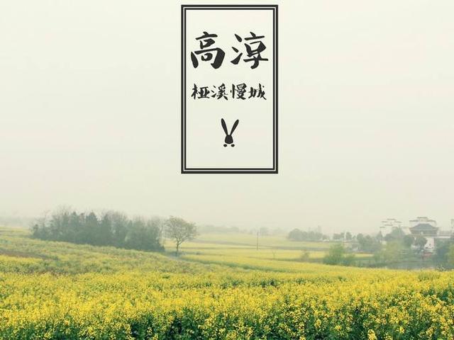 大苏网邀您同游四海八荒最美油菜花田