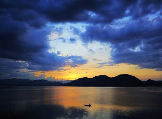 寻找春天最美角落 芙蓉谷太平湖自驾2日游