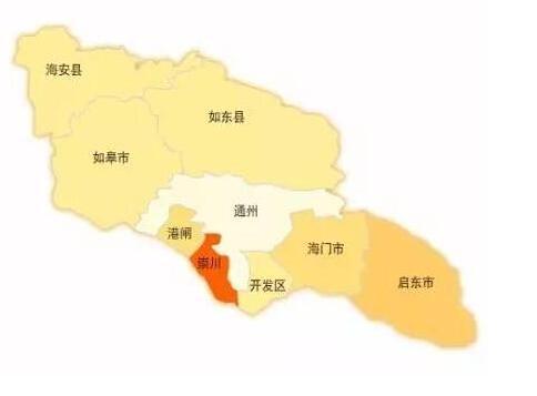 继本月淮安市洪泽县撤县设区后,南通市官方也传出正在推进海安县