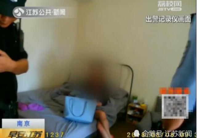 男子半夜翻窗回家 发现床上躺着一个女孩