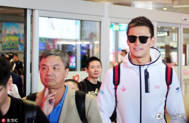 专访朱志根:重新牵手孙杨有压力 目标冲击奥运三连冠