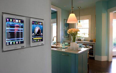 智能控制面板在智能家居中有啥功能?