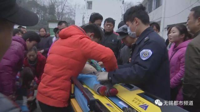 无锡一幼童坠入20米深井 不幸身亡