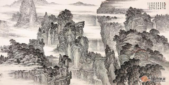 2018当代极具收藏投资价值的书画艺术家:林德坤