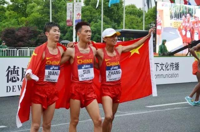 竞走世锦赛结束 中国获6金排第一