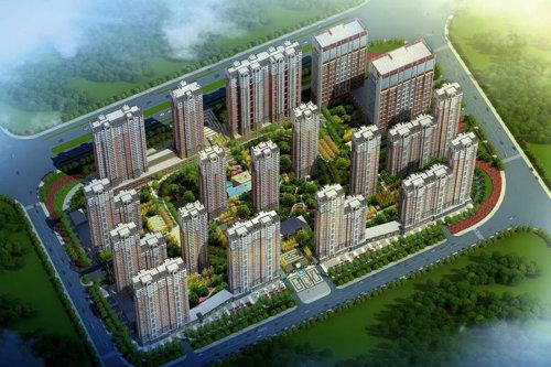 中式人文社区 北大锦城评测