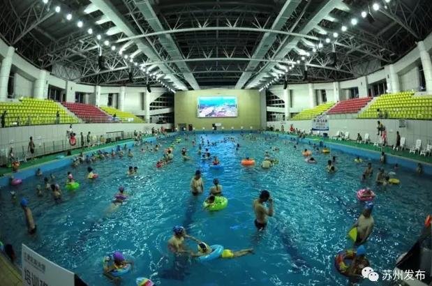 苏州对市内游泳场馆开展执法检查 5家被责令整改