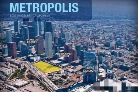 【Metropolis】洛杉矶CBD公寓