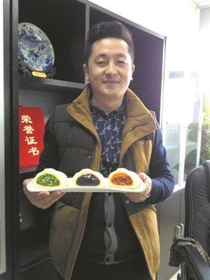 南京26岁工科男改行卖包子 年销售1.2亿赚千万