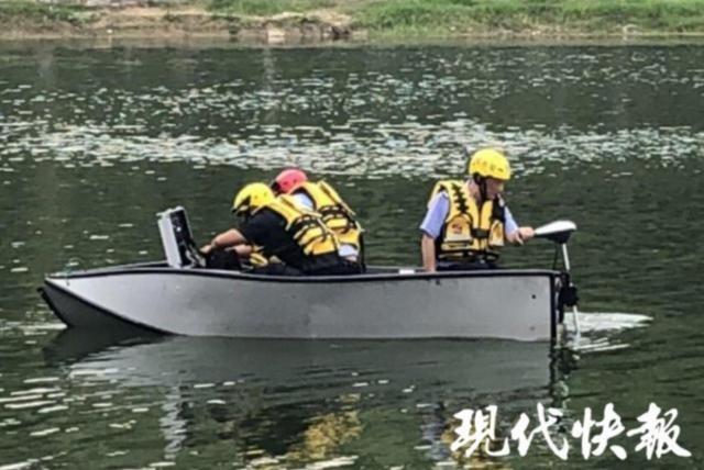 南京花神湖又发生悲剧 20岁小伙溺水身亡
