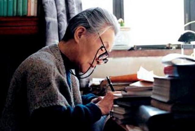 杨绛语录:我和谁都不争,和谁争我都不屑