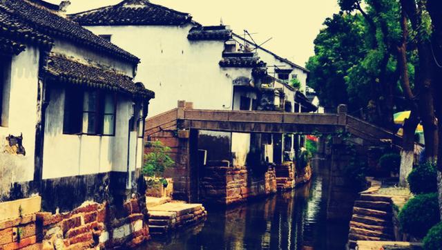 江苏文艺古镇每一个都美哭了