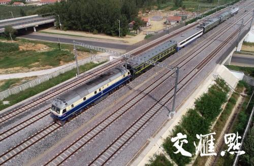 青连铁路全线进入联调联试阶段 年底将通车运行