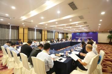 中国仓储与配送协会家居物流分会正式成立