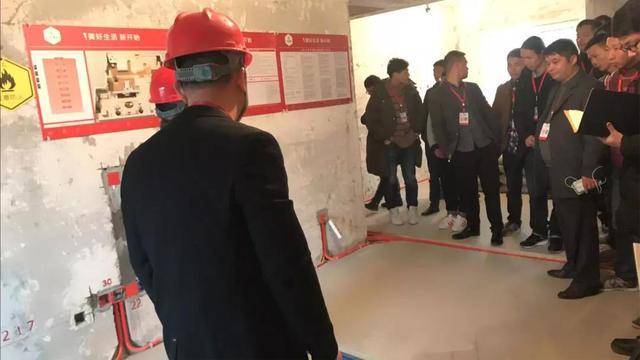 十杰装饰1月工地巡检-旨在为客户打造更完美的家